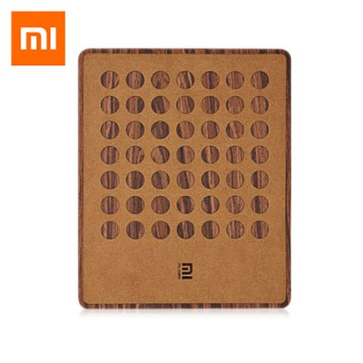 Original XiaoMi Woodiness Mouse Pad Protecting ItemMouse<br>Original XiaoMi Woodiness Mouse Pad Protecting Item<br><br>Brand: Xiaomi<br>Material: Wood<br>Package Contents: 1 x Original XiaoMi Woodiness Mouse Pad<br>Package size (L x W x H): 26.00 x 21.50 x 1.35 cm / 10.24 x 8.46 x 0.53 inches<br>Package weight: 0.3200 kg<br>Product size (L x W x H): 25.00 x 20.50 x 0.35 cm / 9.84 x 8.07 x 0.14 inches<br>Product weight: 0.2000 kg<br>Type: Mouse Pad