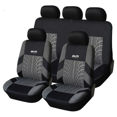 Universal Polyester Fabric Car Seat Cover