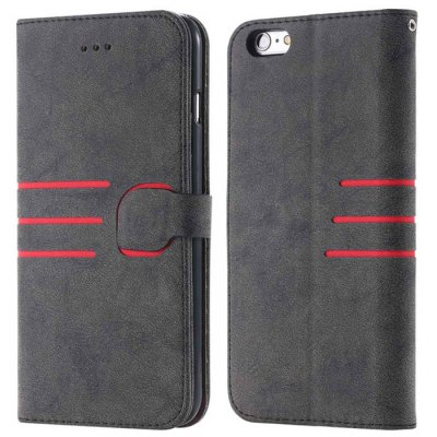 Retro Wallet Case for iPhone 7