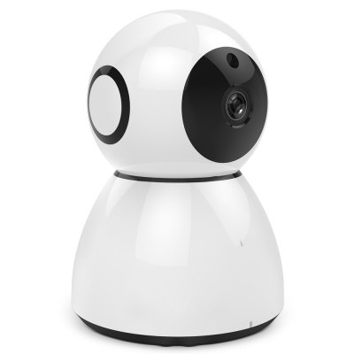 ZS - GX1 1080P WiFi IP Camera WebcamIP Cameras<br>ZS - GX1 1080P WiFi IP Camera Webcam<br><br>Alarm Notice: Email Photo<br>APP: EyePlus<br>APP Language: Chinese Traditional,Dutch,English,French,German,Italian,Japanese,Korean,Portuguese,Simplified Chinese,Spanish,Swedish<br>Audio Input: Built-in mic.<br>Audio Output: Built-in speaker<br>Backlight Compensation: Auto<br>Compatible Operation Systems: Mac OS,Microsoft Windows 98 / ME / 2000 / XP,Windows 7,Windows 8,Windows Vista<br>Environment: Indoor<br>FOV: 120 degrees<br>Frame Rate (FPS): 25fps<br>Horizontal definition: 1960TVL<br>Infrared Distance: 15m<br>Infrared LED: 6 LEDs<br>IP camera performance: White Balance, Support video control, Screenshot, Remote Control, Real-time video capture and recording, Night Vision, Motion Detection, Interphone, Backlight Compensation<br>IP Mode : Dynamic IP address<br>Language: Dutch,English,French,German,Italian,Japanese,Korean,Portuguese,Simplified Chinese,Spanish,Swedish,Traditional Chinese<br>Local-storage: Micro SD card up to 64GB<br>Maximum Monitoring Range: 120 degree<br>Minimum Illumination: 0.1 Lux ( IR LED On ) / F 1.2<br>Mobile Access: Android,IOS<br>Model: ZS - GX1<br>Motion Detection Distance: within 10m<br>Network Port: RJ-45<br>Operate Temperature (?): 0 - 60 Deg.C<br>Package Contents: 1 x IP Camera, 1 x Power Cable, 1 x Holder Stand, 1 x Pack of Screws, 1 x English User Manual<br>Package size (L x W x H): 14.70 x 13.00 x 9.40 cm / 5.79 x 5.12 x 3.7 inches<br>Package weight: 0.3800 kg<br>Pan/Tilt-Horizontal Angle (degree) : 355 degree<br>Pan/Tilt-Vertical Angle (degree) : 55 degree<br>Pixels: 2MP<br>Product size (L x W x H): 12.00 x 8.80 x 8.80 cm / 4.72 x 3.46 x 3.46 inches<br>Product weight: 0.2000 kg<br>Protocol: DHCP,FTP,HTTP,HTTPS,IP,LAN,NTP,P2P,SMTP,UPNP<br>Sensor: CMOS<br>Sensor size (inch): 1/2.7<br>Shape: Spherical Camera<br>Technical Feature: Pan/Tilt/Zoom, WiFi, Waterproof, Infrared<br>Video Compression Format: H.264<br>Video format: MPEG-4<br>Video Resol
