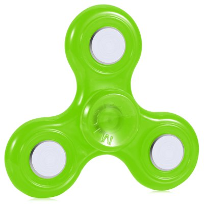 JD - 02 Plastic Fidget Tri-spinnerFidget Spinners<br>JD - 02 Plastic Fidget Tri-spinner<br><br>Center Bearing Material: Stainless Steel<br>Color: Green<br>Frame material: Plastic<br>Package Contents: 1 x Fidget Spinner<br>Package size (L x W x H): 6.80 x 6.80 x 1.60 cm / 2.68 x 2.68 x 0.63 inches<br>Package weight: 0.0420 kg<br>Product size (L x W x H): 6.50 x 6.50 x 1.40 cm / 2.56 x 2.56 x 0.55 inches<br>Product weight: 0.0260 kg<br>Swing Numbers: Tri-Bar<br>Type: Triple Blade