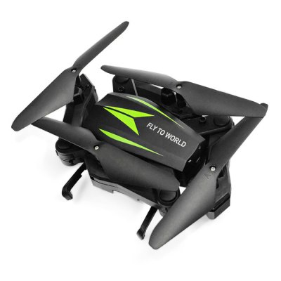 F12W 2.4GHz 4CH Foldable RC Quadcopter - RTFRC Quadcopters<br>F12W 2.4GHz 4CH Foldable RC Quadcopter - RTF<br><br>Battery: 3.7V 500mAh lithium-ion<br>Built-in Gyro: 6 Axis Gyro<br>Camera Pixels: 2MP<br>Channel: 4-Channels<br>Charging Time.: 90mins<br>Compatible with Additional Gimbal: No<br>Features: WiFi APP Control, WiFi FPV, Brushed Version, Camera, Radio Control<br>Flying Time: 7mins<br>FPV Distance: about 50m<br>Functions: WiFi Connection, Up/down, Turn left/right, Air Press Altitude Hold, Sideward flight, Forward/backward, Headless Mode, One Key Automatic Return<br>Kit Types: RTF<br>Level: Beginner Level<br>Model: F12W<br>Model Power: Built-in rechargeable battery<br>Package Contents: 1 x Quadcopter ( Battery Included ), 1 x Transmitter, 2 x Spare Propeller, 1 x Screwdriver, 1 x USB Cable, 1 x Chinese-English Manual<br>Package size (L x W x H): 33.00 x 19.50 x 9.70 cm / 12.99 x 7.68 x 3.82 inches<br>Package weight: 0.6700 kg<br>Product weight: 0.5590 kg<br>Radio Mode: Mode 2 (Left-hand Throttle),WiFi APP<br>Remote Control: 2.4GHz Wireless Remote Control<br>Sensor: Barometer<br>Size: Large<br>Transmitter Power: 4 x 1.5V AA battery(not included)<br>Type: Quadcopter, Outdoor