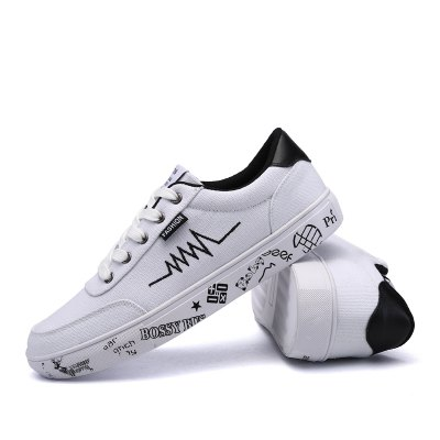 Men Offbeat Graffiti Fashion Canvas ShoesMen's Sneakers<br>Men Offbeat Graffiti Fashion Canvas Shoes<br><br>Contents: 1 x Pair of Flat Canvas Shoes<br>Materials: Canvas, Rubber<br>Occasion: Casual, Daily<br>Package Size ( L x W x H ): 31.00 x 21.00 x 11.00 cm / 12.2 x 8.27 x 4.33 inches<br>Package Weights: 0.81kg<br>Seasons: Autumn,Spring,Summer<br>Style: Leisure, Fashion, Comfortable<br>Type: Casual Shoes
