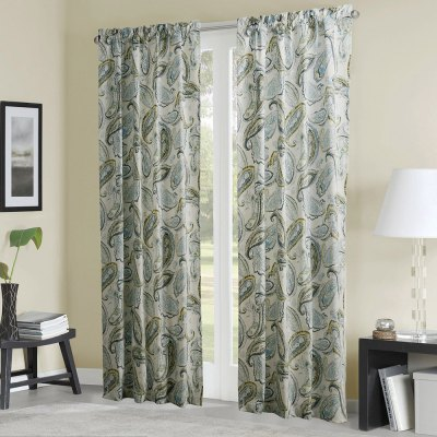 Philip Young Collection Blackout Lined Pleated Curtains