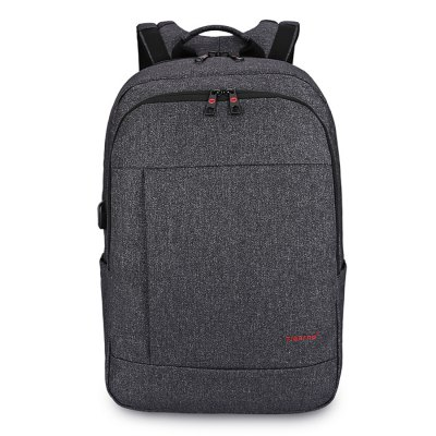 Tigernu T - B3142 USB Port 35L Leisure Backpack Laptop BagDuffel Bags<br>Tigernu T - B3142 USB Port 35L Leisure Backpack Laptop Bag<br><br>Bag Capacity: 35L<br>Brand: TIGERNU<br>Capacity: 31 - 40L<br>Features: Ultra Light, Water Resistance, Laptop Bag<br>For: Other, Traveling, Casual<br>Gender: Unisex<br>Package Contents: 1 x Tigernu T - B3142 Leisure Backpack<br>Package size (L x W x H): 34.00 x 11.00 x 38.00 cm / 13.39 x 4.33 x 14.96 inches<br>Package weight: 1.3300 kg<br>Product size (L x W x H): 33.00 x 20.00 x 49.00 cm / 12.99 x 7.87 x 19.29 inches<br>Product weight: 1.2200 kg<br>Strap Length: 45 - 75cm<br>Style: Fashion<br>Type: Backpack