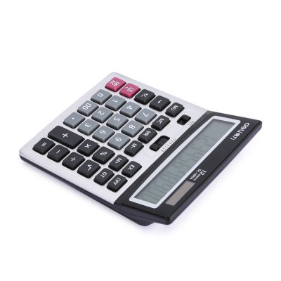 Deli 1654 Calculator 12 Digit Calculating ToolDesk Organizers<br>Deli 1654 Calculator 12 Digit Calculating Tool<br><br>Brand: Deli<br>Features: Calculating Tool<br>Model: 1654<br>Package Contents: 1 x Deli 1654 Calculator, 1 x AA Battery<br>Package size (L x W x H): 22.00 x 16.00 x 4.00 cm / 8.66 x 6.3 x 1.57 inches<br>Package weight: 0.2690 kg<br>Product size (L x W x H): 18.80 x 15.00 x 3.00 cm / 7.4 x 5.91 x 1.18 inches<br>Product weight: 0.2070 kg