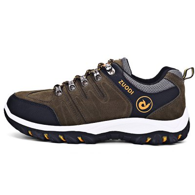 Men Rubber Soles Outdoor ShoesAthletic Shoes<br>Men Rubber Soles Outdoor Shoes<br><br>Closure Type: Lace-Up<br>Features: Anti-slip, Durable<br>Gender: Men<br>Package Contents: 1 x Pair of Shoes<br>Package size: 33.00 x 24.00 x 13.00 cm / 12.99 x 9.45 x 5.12 inches<br>Package weight: 1.0200 kg<br>Product weight: 0.8000 kg<br>Season: Summer, Winter, Spring, Autumn<br>Sole Material: Rubber<br>Upper Height: Middle