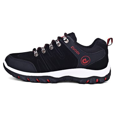 Men Rubber Soles Outdoor ShoesHiking Shoes<br>Men Rubber Soles Outdoor Shoes<br><br>Closure Type: Lace-Up<br>Features: Anti-slip, Durable<br>Gender: Men<br>Package Contents: 1 x Pair of Shoes<br>Package size: 33.00 x 24.00 x 13.00 cm / 12.99 x 9.45 x 5.12 inches<br>Package weight: 1.0200 kg<br>Product weight: 0.8000 kg<br>Season: Summer, Winter, Spring, Autumn<br>Sole Material: Rubber<br>Upper Height: Middle