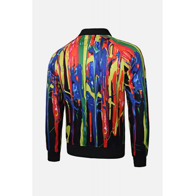Cool Outwear for MenMens Jackets &amp; Coats<br>Cool Outwear for Men<br><br>Closure Type: Zipper<br>Clothes Type: Jackets<br>Embellishment: Zippers<br>Materials: Polyester<br>Package Content: 1 x Jacket<br>Package Dimension: 20.00 x 20.00 x 2.00 cm / 7.87 x 7.87 x 0.79 inches<br>Package weight: 0.6200 kg<br>Pattern Type: Others<br>Product weight: 0.5800 kg<br>Seasons: Autumn,Spring,Summer<br>Shirt Length: Regular<br>Sleeve Length: Long Sleeves<br>Style: Fashion, Casual<br>Thickness: Medium thickness