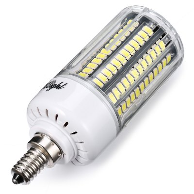 YouOKLight 12W E12 136 LEDs Corn Bulb AC 110 -130VCorn Bulbs<br>YouOKLight 12W E12 136 LEDs Corn Bulb AC 110 -130V<br><br>Available Light Color: White<br>Brand: YouOKLight<br>CCT/Wavelength: 6000K<br>Emitter Types: SMD 5730<br>Features: Low Power Consumption, Long Life Expectancy<br>Function: Home Lighting, Commercial Lighting<br>Holder: E12<br>Luminous Flux: 1100Lm<br>Output Power: 12W<br>Package Contents: 1 x YouOKLight 12W 136 LEDs Corn Bulb<br>Package size (L x W x H): 5.00 x 5.00 x 12.55 cm / 1.97 x 1.97 x 4.94 inches<br>Package weight: 0.0900 kg<br>Product size (L x W x H): 4.00 x 4.00 x 11.50 cm / 1.57 x 1.57 x 4.53 inches<br>Product weight: 0.0600 kg<br>Sheathing Material: Aluminum, Plastic<br>Total Emitters: 136<br>Type: Corn Bulbs<br>Voltage (V): AC 110-130