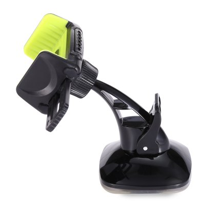9NINE Rotatable Car Phone Mount with AromatherapyCar Phone Holder<br>9NINE Rotatable Car Phone Mount with Aromatherapy<br><br>Brand: 9NINE<br>Functions: Against water/dust/dirt/sand<br>Package Contents: 1 x 9NINE Adjustable Car Phones Holder, 2 x Solid Aromatherapy<br>Package size (L x W x H): 12.00 x 12.00 x 7.00 cm / 4.72 x 4.72 x 2.76 inches<br>Package weight: 0.0960 kg<br>Product size (L x W x H): 10.50 x 10.50 x 5.70 cm / 4.13 x 4.13 x 2.24 inches<br>Product weight: 0.0730 kg<br>Type: Mount
