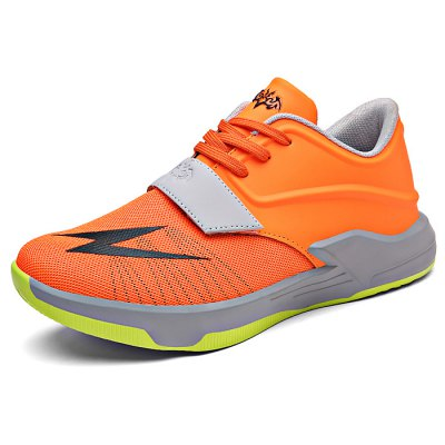 Anti-slip Outdoor / Indoor Sports ShoesAthletic Shoes<br>Anti-slip Outdoor / Indoor Sports Shoes<br><br>Contents: 1 x Pair of Shoes<br>Materials: PU, Rubber<br>Occasion: Casual<br>Package Size ( L x W x H ): 33.00 x 20.00 x 14.00 cm / 12.99 x 7.87 x 5.51 inches<br>Package Weights: 1.0000kg<br>Seasons: Autumn,Spring,Summer,Winter<br>Style: Leisure, Fashion, Comfortable<br>Type: Casual Shoes