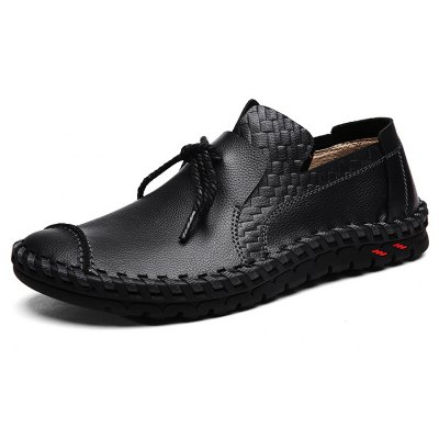 Genuine Leather Loafers Casual Shoes