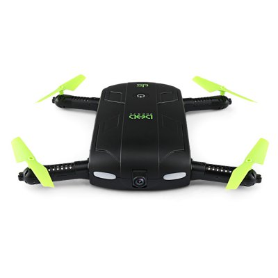DHD D5 Mini Foldable RC Pocket Drone - BNFRC Quadcopters<br>DHD D5 Mini Foldable RC Pocket Drone - BNF<br><br>Battery: 3.7V 500mAh lithium-ion, 3.7V 500mAh lithium-ion<br>Brand: DHD<br>Built-in Gyro: 6 Axis Gyro, 6 Axis Gyro<br>Camera Pixels: 0.3MP, 0.3MP<br>Channel: No Transmitter, No Transmitter<br>Charging Time.: 120mins, 120mins<br>Compatible with Additional Gimbal: No, No<br>Control Distance: 0-50m, 0-50m<br>Detailed Control Distance: 30~40m, 30~40m<br>Features: Camera, Brushed Version, Radio Control, WiFi FPV, WiFi APP Control<br>Flying Time: 7~8mins, 7~8mins<br>FPV Distance: 40m, 40m<br>Functions: Sideward flight, WiFi Connection, Slow down, Slow down, Speed up, Turn left/right, With light, Waypoints, Up/down, One Key Taking Off, One Key Landing, Waypoints, With light, WiFi Connection, 3D rollover, Air Press Altitude Hold, Turn left/right, Emergency Landing, Forward/backward, Speed up, Gravity Sense Control, Headless Mode, Up/down<br>Kit Types: BNF, BNF<br>Level: Beginner Level, Beginner Level<br>Model: D5<br>Model Power: Built-in rechargeable battery, Built-in rechargeable battery<br>Motor Type: Brushed Motor<br>Package Contents: 1 x Drone ( Battery Included ), 4 x Spare Propeller, 1 x USB Charger, 1 x Chinese Manual, 1 x English Manual, 1 x Drone ( Battery Included ), 4 x Spare Propeller, 1 x USB Charger, 1 x Chinese Manual, 1 x English Manual<br>Package size (L x W x H): 15.50 x 8.60 x 6.00 cm / 6.1 x 3.39 x 2.36 inches, 15.50 x 8.60 x 6.00 cm / 6.1 x 3.39 x 2.36 inches<br>Package weight: 0.2270 kg, 0.2270 kg<br>Product size (L x W x H): 13.50 x 6.50 x 2.50 cm / 5.31 x 2.56 x 0.98 inches, 13.50 x 6.50 x 2.50 cm / 5.31 x 2.56 x 0.98 inches<br>Product weight: 0.0760 kg, 0.0760 kg<br>Radio Mode: WiFi APP, WiFi APP<br>Remote Control: 2.4GHz Wireless Remote Control, 2.4GHz Wireless Remote Control<br>Sensor: Barometer, Barometer<br>Size: Mini, Mini<br>Transmitter Power: No transmitter included, No transmitter included<br>Type: Quadcopter, Indoor<br>Video Resolution: 480P, 480P