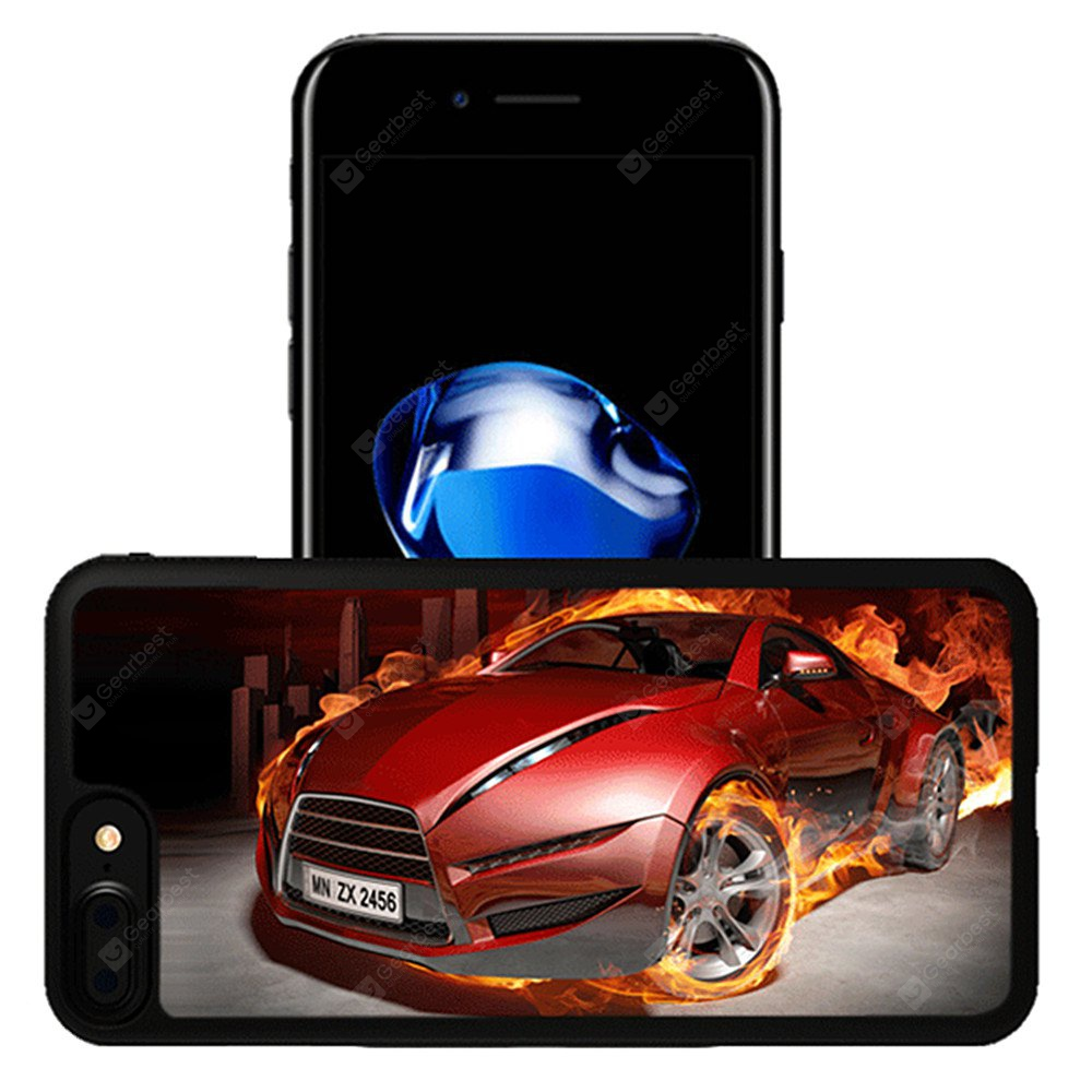 Buy 3D Relief Sports Car TPU COLORMIX