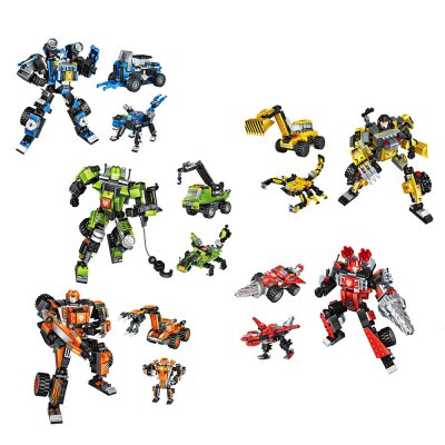 LOZ 1153pcs Cartoon Combiner Building BlockBlock Toys<br>LOZ 1153pcs Cartoon Combiner Building Block<br><br>Brand: LOZ<br>Gender: Unisex<br>Materials: ABS<br>Package Contents: 1 x Building Block Set, 1 x Illustrated Instruction<br>Package size: 57.00 x 75.00 x 36.50 cm / 22.44 x 29.53 x 14.37 inches<br>Package weight: 1.6000 kg<br>Product size: 36.00 x 7.00 x 56.50 cm / 14.17 x 2.76 x 22.24 inches<br>Product weight: 1.5000 kg<br>Stem From: Europe and America<br>Suitable Age: Kid<br>Theme: Movie and TV<br>Type: Kids Building