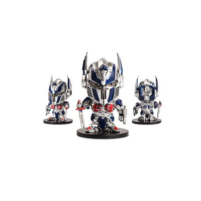 PVC Heroic Figure Model Collection Toy