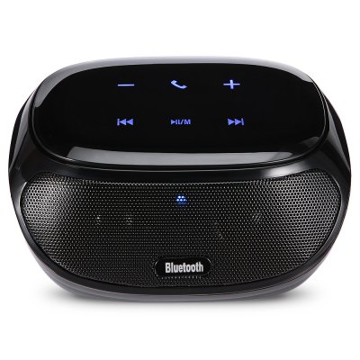 AJ - 81 Outdoor Mini Portable Wireless Bluetooth SpeakerSpeakers<br>AJ - 81 Outdoor Mini Portable Wireless Bluetooth Speaker<br><br>Audio Source: Bluetooth Enabled Devices,TF/Micro SD Card<br>Battery Capacity: 1000mAh<br>Charging Time: 3 hours<br>Compatible with: PC, TF/Micro SD Card, Tablet PC, PSP, MP5, MP4, MP3, Mobile phone, Laptop, iPod, iPhone, Computer<br>Connection: Wireless<br>Design: Classical<br>Interface: 3.5mm Audio, TF Card Slot, Micro USB<br>Model: AJ - 81<br>Package Contents: 1 x AJ - 81 Bluetooth Speaker, 1 x USB Cable, 1 x USB Cable, 1 x English Manual<br>Package size (L x W x H): 15.50 x 14.60 x 7.00 cm / 6.1 x 5.75 x 2.76 inches<br>Package weight: 0.5770 kg<br>Power Output: 6W<br>Product size (L x W x H): 11.00 x 9.20 x 5.60 cm / 4.33 x 3.62 x 2.2 inches<br>Product weight: 0.3200 kg<br>Supports: Volume Control, TF Card Music Playing, Bluetooth, Hands-free Calls<br>Working Time: 5 hours