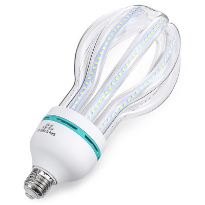 E27 192 LED Light Bulb 85 - 265VGlobe bulbs<br>E27 192 LED Light Bulb 85 - 265V<br><br>Available Light Color: White<br>CCT/Wavelength: 6000K<br>Emitter Types: SMD 2835<br>Features: Long Life Expectancy<br>Function: Home Lighting, Commercial Lighting<br>Holder: E27<br>Luminous Flux: 3240Lm<br>Package Contents: 1 x E27 192 LED Light Bulb<br>Package size (L x W x H): 13.50 x 13.50 x 29.00 cm / 5.31 x 5.31 x 11.42 inches<br>Package weight: 0.4000 kg<br>Product size (L x W x H): 10.50 x 10.50 x 26.00 cm / 4.13 x 4.13 x 10.24 inches<br>Product weight: 0.2400 kg<br>Sheathing Material: Glass, PC<br>Total Emitters: 192<br>Type: Fluorescent Tubes<br>Voltage (V): AC 85-265
