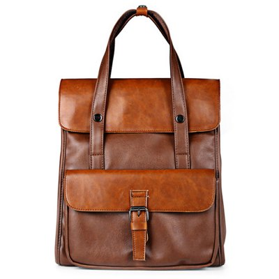 PU Leather Backpack for MenMens Bags<br>PU Leather Backpack for Men<br><br>Closure Type: Zip<br>Material: PU<br>Package Size(L x W x H): 32.00 x 29.00 x 32.00 cm / 12.6 x 11.42 x 12.6 inches<br>Package weight: 0.4500 kg<br>Packing List: 1 x Backpack<br>Product Size(L x W x H): 30.00 x 27.00 x 30.00 cm / 11.81 x 10.63 x 11.81 inches<br>Product weight: 0.4000 kg<br>Style: Fashion<br>Type: Backpacks