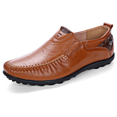 Casual Comfortable Doug Shoes for MenCasual Shoes<br>Casual Comfortable Doug Shoes for Men<br><br>Contents: 1 x Pair of Shoes<br>Materials: Leather, Rubber<br>Occasion: Casual, Daily<br>Package Size ( L x W x H ): 33.00 x 22.00 x 11.00 cm / 12.99 x 8.66 x 4.33 inches<br>Package Weights: 0.77kg<br>Seasons: Autumn,Spring,Summer<br>Style: Leisure, Fashion, Comfortable<br>Type: Casual Shoes