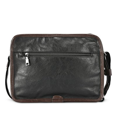 Leisure PU Leather Briefcase for MenMens Bags<br>Leisure PU Leather Briefcase for Men<br><br>Closure Type: Zip<br>Color: Black<br>Material: PU<br>Package Size(L x W x H): 33.00 x 25.00 x 12.00 cm / 12.99 x 9.84 x 4.72 inches<br>Package weight: 0.6600 kg<br>Packing List: 1 x Briefcase<br>Product Size(L x W x H): 31.00 x 23.00 x 10.00 cm / 12.2 x 9.06 x 3.94 inches<br>Product weight: 0.6000 kg<br>Style: Business<br>Type: Shoulder bag