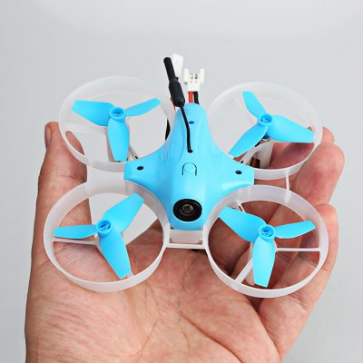 LANCHI Bluebird 80S 80mm Mini FPV Racing Drone - BNFMicro Brushed Racer<br>LANCHI Bluebird 80S 80mm Mini FPV Racing Drone - BNF<br><br>Battery (mAh): 400mAh<br>Charging Time.: 40mins<br>Flight Controller Type: F3<br>Flying Time: 4~5mins<br>Model: 720<br>Motor Type: Brushed Motor<br>Package Contents: 1 x Drone ( Battery Included ), 4 x Spare Propeller, 1 x USB Cable, 1 x English Manual<br>Package size (L x W x H): 17.50 x 12.00 x 6.00 cm / 6.89 x 4.72 x 2.36 inches<br>Package weight: 0.0830 kg<br>Product size (L x W x H): 10.00 x 10.70 x 4.60 cm / 3.94 x 4.21 x 1.81 inches<br>Product weight: 0.0430 kg<br>Sensor: CMOS<br>Type: Frame Kit<br>Version: BNF<br>Video Resolution: 700TVL ( horizontal )