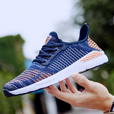 Women Breathable Mesh Sports ShoesWomens Sneakers<br>Women Breathable Mesh Sports Shoes<br><br>Contents: 1 x Pair of Shoes<br>Materials: Fabric, Rubber<br>Occasion: Casual, Daily<br>Package Size ( L x W x H ): 33.00 x 22.00 x 11.00 cm / 12.99 x 8.66 x 4.33 inches<br>Package Weights: 0.62kg<br>Seasons: Autumn,Spring,Summer<br>Style: Leisure, Fashion, Comfortable<br>Type: Casual Shoes