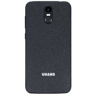 UHANS A6 3G PhabletCell phones<br>UHANS A6 3G Phablet<br><br>2G: GSM 1800MHz,GSM 1900MHz,GSM 850MHz,GSM 900MHz<br>3G: WCDMA B1 2100MHz,WCDMA B8 900MHz<br>Additional Features: 3G, Alarm, Bluetooth, Browser, Calculator, Calendar, WiFi, Fingerprint recognition, Fingerprint Unlocking, MP3, MP4<br>Back-camera: 8.0MP<br>Battery Capacity (mAh): 1 x 4150mAh<br>Bluetooth Version: V4.0<br>Brand: UHANS<br>Camera type: Dual cameras (one front one back)<br>Cell Phone: 1<br>Cores: Quad Core, 1.3GHz<br>CPU: MTK6580<br>English Manual : 1<br>External Memory: TF card up to 64GB (not included)<br>Front camera: 2.0MP<br>Games: Android APK<br>Google Play Store: Yes<br>I/O Interface: 2 x Micro SIM Card Slot<br>Language: English, Dutch, Spanish, Hindi, Indonesian, Portuguese , Italian, German, French, Russian, Arabic, Malay, Persian, Thai, Turkey, Urdu, Vietnamese, Greek, Ukrainian, Croatian, Czech, Danish, Hungarian.<br>Music format: AAC, MP3<br>Network type: GSM,WCDMA<br>OS: Android 7.0<br>Package size: 17.90 x 10.10 x 5.30 cm / 7.05 x 3.98 x 2.09 inches<br>Package weight: 0.4150 kg<br>Picture format: JPG, GIF, BMP, JPEG, PNG<br>Power Adapter: 1<br>Product size: 15.60 x 7.80 x 1.05 cm / 6.14 x 3.07 x 0.41 inches<br>Product weight: 0.1460 kg<br>RAM: 2GB RAM<br>ROM: 16GB<br>Screen resolution: 1280 x 720 (HD 720)<br>Screen size: 5.5inch<br>Screen type: Capacitive<br>Sensor: Ambient Light Sensor,Gesture Sensor,Gravity Sensor,Proximity Sensor<br>Service Provider: Unlocked<br>Silicone Case: 1<br>SIM Card Slot: Dual SIM, Dual Standby<br>SIM Card Type: Micro SIM Card<br>Type: 3G Phablet<br>USB Cable: 1<br>Video format: ASF, AVI, FLV, MP4, 3GP, MKV<br>Video recording: Yes<br>WIFI: 802.11b/g/n wireless internet<br>Wireless Connectivity: WiFi, GPS, 3G, GSM