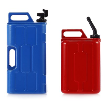 AUSTAR AX - 20008A Decorative Fuel Tank 2pcsRC Car Parts<br>AUSTAR AX - 20008A Decorative Fuel Tank 2pcs<br><br>Brand: AUSTAR<br>Package Contents: 2 x Fuel Tank, 2 x Screw<br>Package size (L x W x H): 9.50 x 18.00 x 2.70 cm / 3.74 x 7.09 x 1.06 inches<br>Package weight: 0.0400 kg<br>Type: Tools