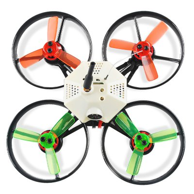 Makerfire Armor 90 90mm Micro Brushless FPV Racing DroneBrushless FPV Racer<br>Makerfire Armor 90 90mm Micro Brushless FPV Racing Drone<br><br>Battery (mAh): 350mAh<br>Battery Coulomb: 60C<br>Brand: Makerfire<br>Charging Time.: 25mins<br>Firmware: BLHeli-S<br>Flight Controller Type: F3<br>Flying Time: about 5mins<br>KV: 7500<br>Model: MKF1104<br>Motor Type: Brushless Motor<br>Package Contents: 1 x Drone ( Battery Included ), 1 x Set of Spare Propellers, 1 x USB Cable, 1 x Power Cable, 1 x Battery Strap, 1 x Set of Propeller Guards<br>Package size (L x W x H): 26.50 x 15.50 x 5.50 cm / 10.43 x 6.1 x 2.17 inches<br>Package weight: 0.2960 kg<br>Product size (L x W x H): 12.00 x 12.00 x 4.00 cm / 4.72 x 4.72 x 1.57 inches<br>Product weight: 0.0853 kg<br>Sensor: CMOS<br>Type: Frame Kit<br>Version: BNF<br>Video Resolution: 600TVL
