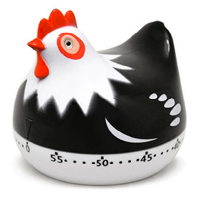 Cute Kitchen Hen Mechanical TimerOther Kitchen Accessories<br>Cute Kitchen Hen Mechanical Timer<br><br>Material: Plastic<br>Package Contents: 1 x Timer<br>Package size (L x W x H): 6.50 x 6.50 x 5.00 cm / 2.56 x 2.56 x 1.97 inches<br>Package weight: 0.1300 kg<br>Product size (L x W x H): 6.40 x 6.40 x 5.00 cm / 2.52 x 2.52 x 1.97 inches<br>Product weight: 0.1000 kg<br>Type: Cookware