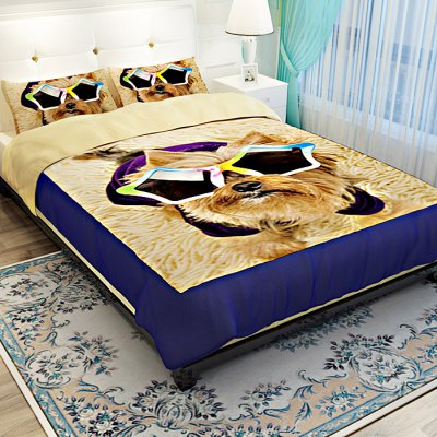 4-piece Polyester Bedding Set Papillon PatternBedding Sets<br>4-piece Polyester Bedding Set Papillon Pattern<br><br>Package Contents: 1 x Pillowcase, 1 x Duvet Cover, 1 x Flat Sheet, 1 x Fitted Sheet<br>Package size (L x W x H): 40.00 x 30.00 x 4.00 cm / 15.75 x 11.81 x 1.57 inches<br>Package weight: 1.5500 kg<br>Pattern Type: Animal<br>Product weight: 1.5000 kg<br>Type: Single