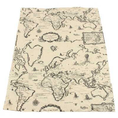 Fashion World Map Style TableclothOther Kitchen Accessories<br>Fashion World Map Style Tablecloth<br><br>Material: Cotton<br>Package Contents: 1 x Tablecloth<br>Package size (L x W x H): 30.00 x 26.00 x 5.00 cm / 11.81 x 10.24 x 1.97 inches<br>Package weight: 0.6300 kg<br>Product size (L x W x H): 250.00 x 140.00 x 0.50 cm / 98.43 x 55.12 x 0.2 inches<br>Product weight: 0.6000 kg<br>Type: Other Kitchen Accessories