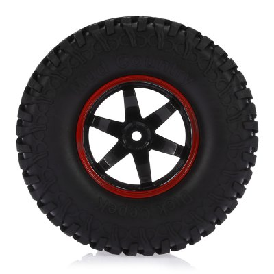 AUSTAR AX - 3020B 4pcs 103mm Rubber TireRC Car Parts<br>AUSTAR AX - 3020B 4pcs 103mm Rubber Tire<br><br>Brand: AUSTAR<br>Package Contents: 4 x Tire ( with Hub )<br>Package size (L x W x H): 21.00 x 26.00 x 4.80 cm / 8.27 x 10.24 x 1.89 inches<br>Package weight: 0.3560 kg<br>Product weight: 0.3120 kg<br>Type: Tire