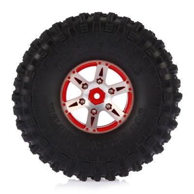 AUSTAR AX - 5020B 4pcs 120mm Rubber TireRC Car Parts<br>AUSTAR AX - 5020B 4pcs 120mm Rubber Tire<br><br>Brand: AUSTAR<br>Package Contents: 4 x Tire ( with Hub )<br>Package size (L x W x H): 25.00 x 32.00 x 5.00 cm / 9.84 x 12.6 x 1.97 inches<br>Package weight: 0.9100 kg<br>Product weight: 0.8480 kg<br>Type: Tire