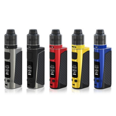 Joyetech eVic Primo SE 80W Mod KitMod kits<br>Joyetech eVic Primo SE 80W Mod Kit<br><br>APV Mod Wattage: 80W<br>APV Mod Wattage Range: 51-100W<br>Atomizer Capacity: 2.0ml<br>Atomizer Resistance: 0.25 ohm / 0.4 ohm<br>Atomizer Type: Clearomizer, Tank Atomizer<br>Battery Form Factor: 18650<br>Battery Quantity: 1pc ( not included )<br>Brand: Joyetech<br>Connection Threading of Atomizer: 510<br>Material: Zinc Alloy<br>Mod Type: VV/VW Mod, Temperature Control Mod<br>Model: eVic Primo SE 80W<br>Package Contents: 1 x eVic Primo SE Mod, 1 x ProCore SE Atomizer, 1 x ProC1 ( 0.4 ohm ) Head, 1 x ProC1 - S ( 0.25 ohm )  Head, 1 x Silicon Band, 1 x USB Cable, 2 x English User Manual, 1 x Spare Parts<br>Package size (L x W x H): 16.00 x 8.00 x 6.00 cm / 6.3 x 3.15 x 2.36 inches<br>Package weight: 0.3440 kg<br>Product size (L x W x H): 11.75 x 3.90 x 2.50 cm / 4.63 x 1.54 x 0.98 inches<br>Product weight: 0.2250 kg<br>Temperature Control Range: 100 - 315 Deg.C / 200 - 600 Deg.F