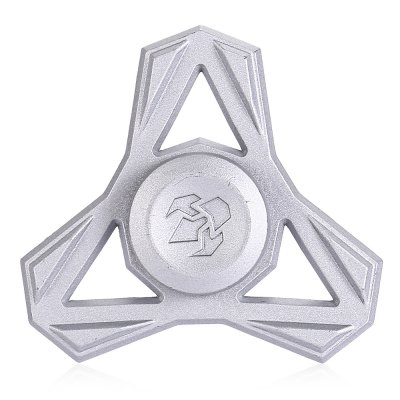 Three-blade Sword Style Zinc Alloy Fidget SpinnerFidget Spinners<br>Three-blade Sword Style Zinc Alloy Fidget Spinner<br><br>Center Bearing Material: Stainless Steel<br>Color: Silver<br>Frame material: Zinc Alloy<br>Package Contents: 1 x Fidget Spinner, 1 x Box<br>Package size (L x W x H): 9.00 x 9.00 x 2.20 cm / 3.54 x 3.54 x 0.87 inches<br>Package weight: 0.1010 kg<br>Product size (L x W x H): 5.50 x 5.50 x 1.50 cm / 2.17 x 2.17 x 0.59 inches<br>Product weight: 0.0500 kg<br>Type: Triple Blade