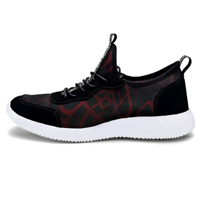Plus Size Jogging Shoes for MenCasual Shoes<br>Plus Size Jogging Shoes for Men<br><br>Contents: 1 x Pair of Shoes<br>Materials: Mesh, Rubber<br>Occasion: Casual, Daily<br>Package Size ( L x W x H ): 33.00 x 22.00 x 11.00 cm / 12.99 x 8.66 x 4.33 inches<br>Package Weights: 0.67kg<br>Seasons: Autumn,Spring,Summer<br>Style: Leisure, Fashion, Comfortable<br>Type: Casual Shoes