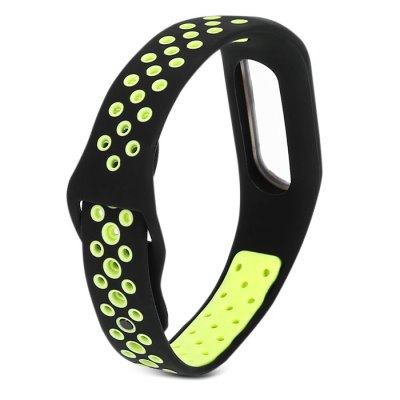 Ventilate Wristband for Xiaomi Mi Band 2Smart Watch Accessories<br>Ventilate Wristband for Xiaomi Mi Band 2<br><br>Features: Replacement Strap<br>Package Contents: 1 x Wristband<br>Package size: 9.80 x 8.50 x 3.30 cm / 3.86 x 3.35 x 1.3 inches<br>Package weight: 0.0394 kg<br>Product size: 25.50 x 1.80 x 0.80 cm / 10.04 x 0.71 x 0.31 inches<br>Product weight: 0.0129 kg