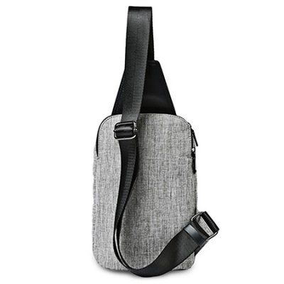 Casual Canvas Chest Bag for MenMens Bags<br>Casual Canvas Chest Bag for Men<br><br>Closure Type: Zip<br>Material: Canvas<br>Package Size(L x W x H): 19.00 x 29.00 x 11.00 cm / 7.48 x 11.42 x 4.33 inches<br>Package weight: 0.4000 kg<br>Packing List: 1 x Chest Bag<br>Product Size(L x W x H): 16.00 x 27.00 x 9.00 cm / 6.3 x 10.63 x 3.54 inches<br>Product weight: 0.3500 kg<br>Style: Casual<br>Type: Shoulder bag