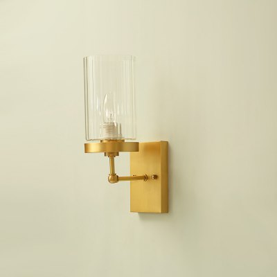 ZGPAX DJB1028 Minimalist E14 Base Wall Light 220VPendant Light<br>ZGPAX DJB1028 Minimalist E14 Base Wall Light 220V<br><br>Beam Angle: 360 Degree<br>Brand: ZGPAX<br>Bulb Included: No<br>Function: Commercial Lighting, Home Lighting<br>Package Contents: 1 x Copper Body, 1 x Glass Lampshade<br>Package size (L x W x H): 23.00 x 25.00 x 35.00 cm / 9.06 x 9.84 x 13.78 inches<br>Package weight: 2.6200 kg<br>Product size (L x W x H): 17.00 x 17.00 x 34.00 cm / 6.69 x 6.69 x 13.39 inches<br>Product weight: 1.9000 kg<br>Quantity of Spots: 1<br>Sheathing Material: Glass, Copper<br>Style: Trendy<br>Type: Pendants<br>Voltage (V): AC 220