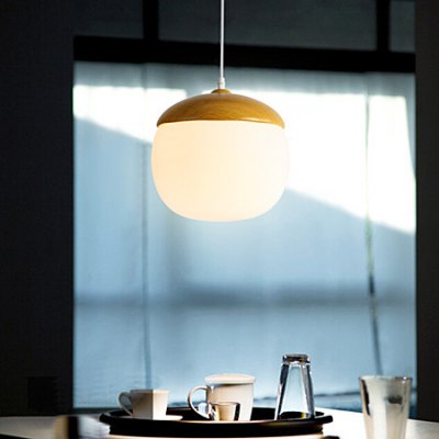Nordic Style LED Drop Light 220VPendant Light<br>Nordic Style LED Drop Light 220V<br><br>Beam Angle: 180 Degree<br>Bulb Base Type: E27<br>Bulb Included: No<br>Function: Home Lighting<br>Package Contents: 1 x Pendant Light<br>Package size (L x W x H): 34.00 x 34.00 x 30.00 cm / 13.39 x 13.39 x 11.81 inches<br>Package weight: 3.0500 kg<br>Product size (L x W x H): 26.00 x 26.00 x 23.00 cm / 10.24 x 10.24 x 9.06 inches<br>Product weight: 3.0000 kg<br>Sheathing Material: Iron, Wood<br>Style: Trendy, Modern/Contemporary<br>Type: Pendants<br>Voltage (V): AC 220