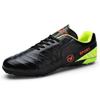 Colored Soccer / Hiking / Running Shoes for MenAthletic Shoes<br>Colored Soccer / Hiking / Running Shoes for Men<br><br>Contents: 1 x Pair of Shoes<br>Materials: Leather, Rubber<br>Occasion: Casual, Daily<br>Package Size ( L x W x H ): 33.00 x 22.00 x 11.00 cm / 12.99 x 8.66 x 4.33 inches<br>Package Weights: 0.77kg<br>Seasons: Autumn,Spring,Summer<br>Style: Leisure, Fashion, Comfortable<br>Type: Casual Shoes