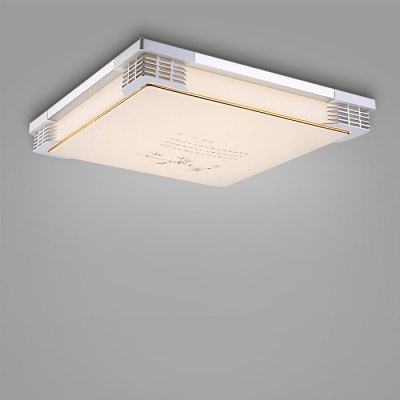 Contracted Aluminum LED Ceiling Light 220VFlush Ceiling Lights<br>Contracted Aluminum LED Ceiling Light 220V<br><br>Illumination Field: 15 - 25sqm<br>Luminous Flux: 2600lm<br>Optional Light Color: Natural White,Warm White + White<br>Package Contents: 1 x Ceiling Light, 1 x Set of Install Accessory, 1 x Remote Controller<br>Package size (L x W x H): 57.00 x 57.00 x 19.50 cm / 22.44 x 22.44 x 7.68 inches<br>Package weight: 6.0500 kg<br>Product size (L x W x H): 49.50 x 49.50 x 7.00 cm / 19.49 x 19.49 x 2.76 inches<br>Product weight: 4.0000 kg<br>Sheathing Material: PMMA<br>Type: Ceiling Lights<br>Voltage (V): 220V<br>Wattage (W): 30<br>Wavelength / CCT: 3000K,4000K,6500K