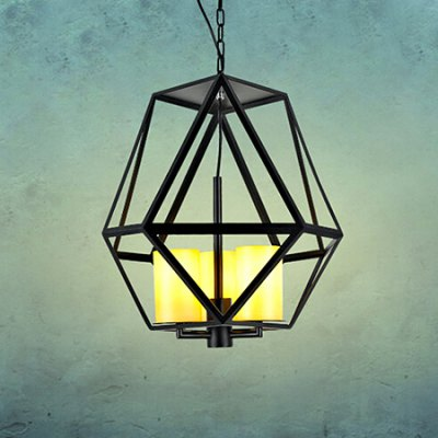 American Retro Personality Candle Chandelier 220VPendant Light<br>American Retro Personality Candle Chandelier 220V<br><br>Available Light Color: Warm White<br>Beam Angle: 360 degree<br>Body Color: Black<br>Bulb Base Type: E14<br>Bulb Included: No<br>Illumination Field: 15sqm<br>Luminous Flux: 3600LM<br>Package Contents: 1 x Chandelier, 1 x Assembly Parts<br>Package size (L x W x H): 56.00 x 56.00 x 45.00 cm / 22.05 x 22.05 x 17.72 inches<br>Package weight: 12.2000 kg<br>Product size (L x W x H): 46.00 x 46.00 x 41.00 cm / 18.11 x 18.11 x 16.14 inches<br>Product weight: 10.0000 kg<br>Sheathing Material: Iron<br>Style: Classic<br>Type: Chandeliers<br>Voltage (V): AC 220