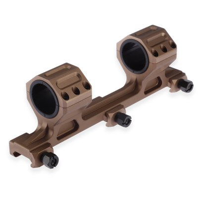 Long Version GE Dual Scope Optic MountOther Accessories<br>Long Version GE Dual Scope Optic Mount<br><br>Material: Aluminum<br>Package Contents: 1 x GE Dual Scope Optic Mount<br>Package size (L x W x H): 22.00 x 9.00 x 7.00 cm / 8.66 x 3.54 x 2.76 inches<br>Package weight: 0.3030 kg<br>Product size (L x W x H): 17.80 x 4.00 x 6.00 cm / 7.01 x 1.57 x 2.36 inches<br>Product weight: 0.2300 kg