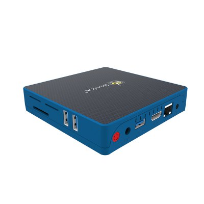 Beelink M1 Quad Core Mini PC 8GB RAM + 64GB ROMMini PC<br>Beelink M1 Quad Core Mini PC 8GB RAM + 64GB ROM<br><br>5G WiFi: Yes<br>Audio format: RM, WMA, AAC, APE, FLAC, MP3, OGG<br>Bluetooth: Bluetooth4.0<br>Brand: Beelink<br>Core: Quad Core<br>CPU: Apllo Lake  N3450<br>Decoder Format: H.263, H.264, HD MPEG4<br>DVD Support: No<br>External Subtitle Supported: No<br>GPU: Intel HD Graphics 400<br>HDMI Version: 1.4<br>Interface: VGA, DC Power Port, HDMI, SD Card Slot, USB2.0<br>Language: English,Germany,Italian,Japanese,Simplified Chinese<br>Max. Extended Capacity: 128G<br>Model: M1<br>Other Functions: ISO Files, 3D Video<br>Package Contents: 1 x Beelink Mini PC, 1 x Charger<br>Package size (L x W x H): 13.20 x 13.00 x 9.00 cm / 5.2 x 5.12 x 3.54 inches<br>Package weight: 0.6590 kg<br>Photo Format: JPEG, JPG, PNG, GIF<br>Power Consumption.: 12W<br>Power Supply: Charge Adapter<br>Power Type: Digital Power Supply<br>Processor: Apollo Lake N3450<br>Product size (L x W x H): 12.00 x 12.00 x 2.40 cm / 4.72 x 4.72 x 0.94 inches<br>Product weight: 0.2480 kg<br>RAM: 8G RAM<br>RAM Type: DDR3<br>Remote Controller Battery: 2 x AAA Battery ( Not Included )<br>RJ45 Port Speed: 1000M<br>ROM: 64G ROM<br>Support 5.1 Surround Sound Output: No<br>System: Windows 10<br>System Activation: Yes<br>System Bit: 64Bit<br>Type: Mini PC<br>Video format: MPEG4, MPEG2, MPEG1, MPEG, MKV, ISO, DAT, 4K, WMV<br>WiFi Chip: Intel3165