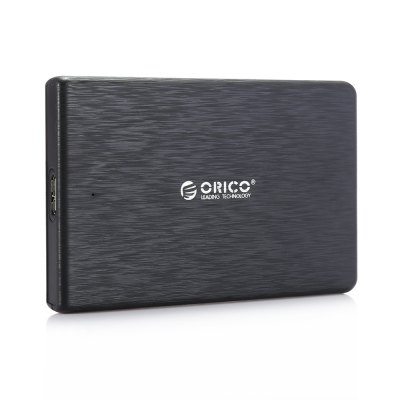 ORICO External 2.5 inch SATA USB 3.0 Hard Drive EnclosureOther PC Parts<br>ORICO External 2.5 inch SATA USB 3.0 Hard Drive Enclosure<br><br>Application: Desktop, Laptop<br>Brand: ORICO<br>Design: Compact<br>Material: ABS<br>Package Size(L x W x H): 15.00 x 9.00 x 2.50 cm / 5.91 x 3.54 x 0.98 inches<br>Package weight: 0.1250 kg<br>Packing List: 1 x ORICO 2.5 inch Hard Drive Enclosure, 1 x USB Cable ( 35cm )<br>Product Size(L x W x H): 12.50 x 7.50 x 1.00 cm / 4.92 x 2.95 x 0.39 inches<br>Product weight: 0.0530 kg<br>Size: 2.5 inch