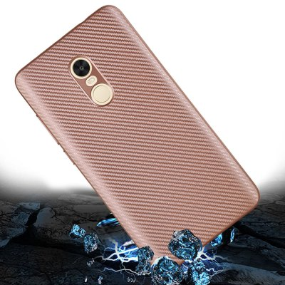 Luanke Carbon Fiber TPU Case Cover for Xiaomi Redmi Note 4XCases &amp; Leather<br>Luanke Carbon Fiber TPU Case Cover for Xiaomi Redmi Note 4X<br><br>Brand: Luanke<br>Compatible Model: Redmi Note 4X<br>Features: Anti-knock, Back Cover<br>Mainly Compatible with: Xiaomi<br>Material: Carbon Fiber, TPU<br>Package Contents: 1 x Phone Case<br>Package size (L x W x H): 20.50 x 12.00 x 2.00 cm / 8.07 x 4.72 x 0.79 inches<br>Package weight: 0.0650 kg<br>Product Size(L x W x H): 15.40 x 7.90 x 1.00 cm / 6.06 x 3.11 x 0.39 inches<br>Product weight: 0.0220 kg<br>Style: Pattern, Modern